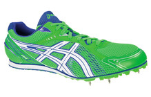 Asics Hyper LD neon green white blue